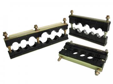 Модульные зажимы для труб