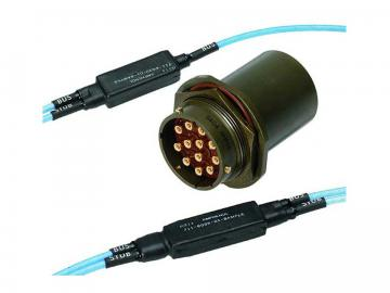 MIL-BUS couplers as per MIL-STD-1553B
