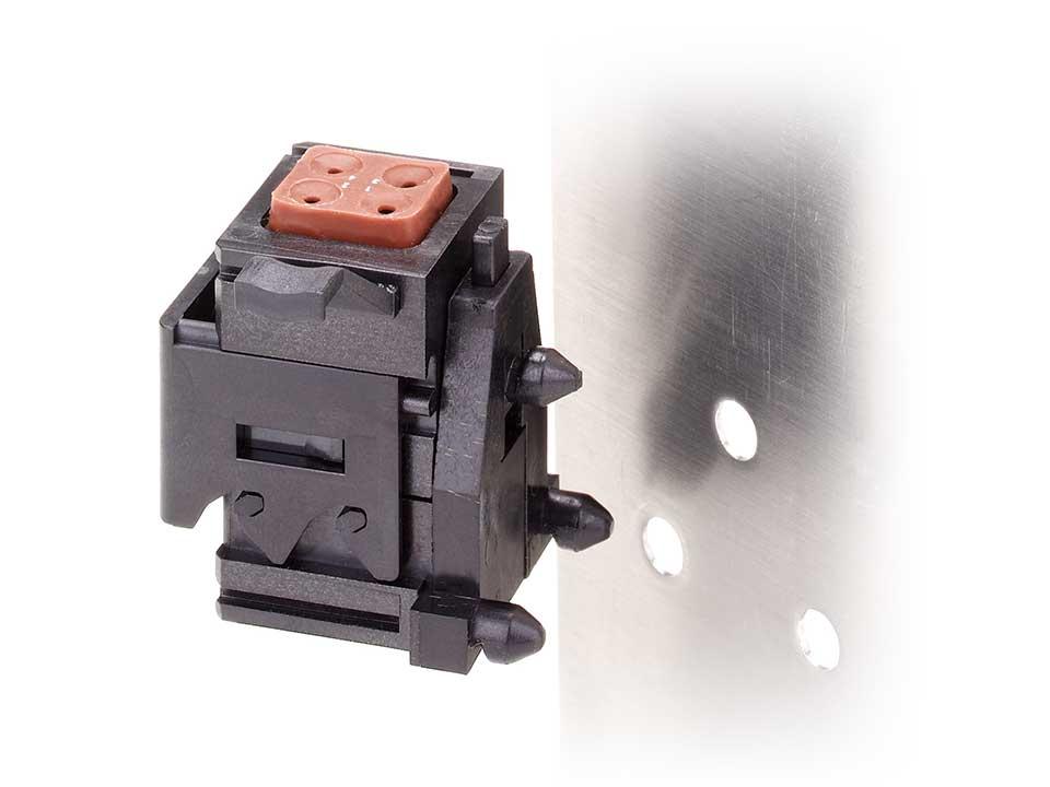 3559 Push-Pull-Steckverbinder