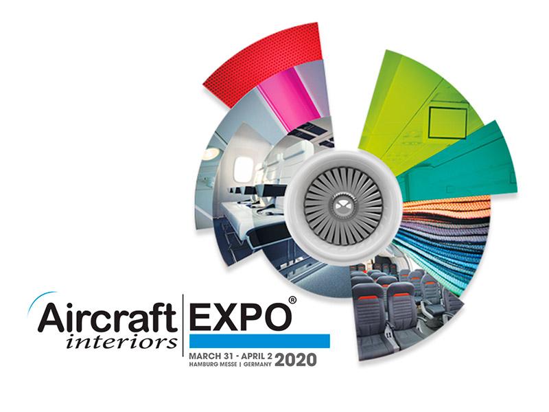 Aircraft Interiors 2020 - Hamburg